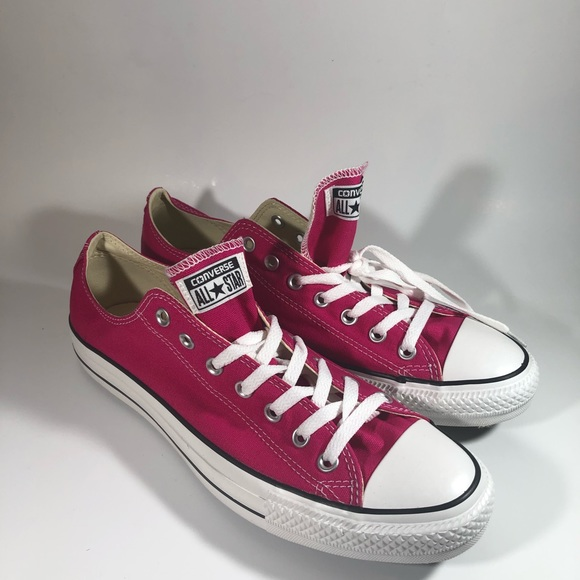 d0ebdf6df822 Converse Chuck Taylor All Star OX 144806C Pink
